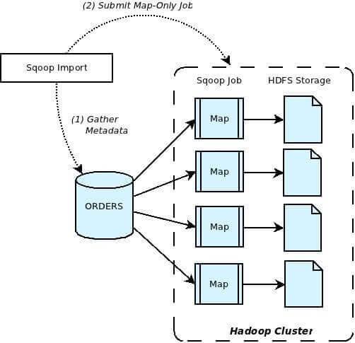 Sqoop-import-process